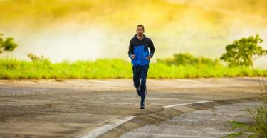course à pied