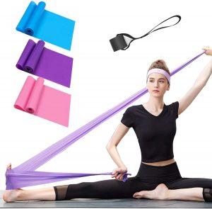 bandes élastiques Pilates