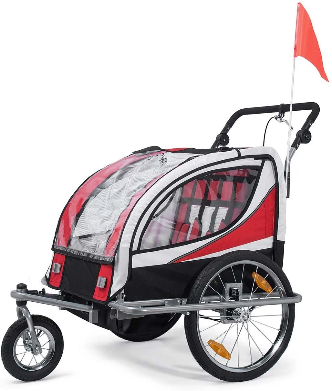 Remorque vélo convertible Samax