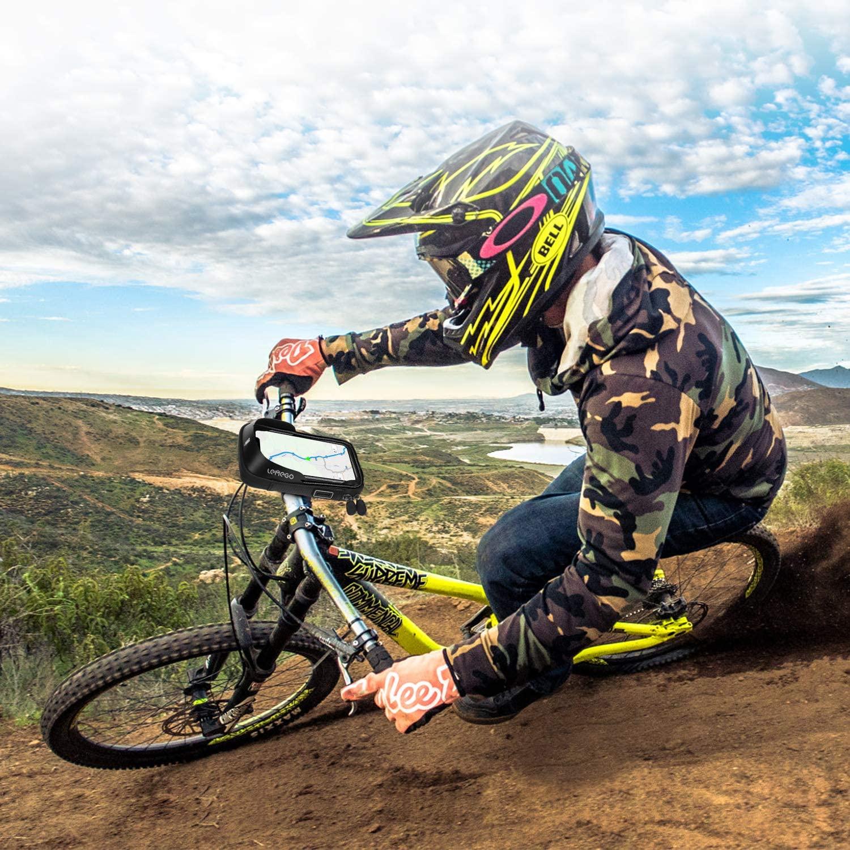 LEMEGO Support Vélo Téléphone Etanche