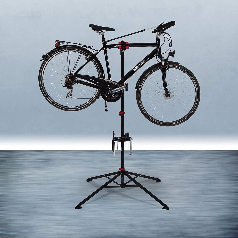 Pied d'atelier pour vélo Ultrasport