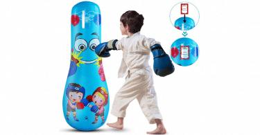 Comparatif pour choisir le meilleur punching ball enfant