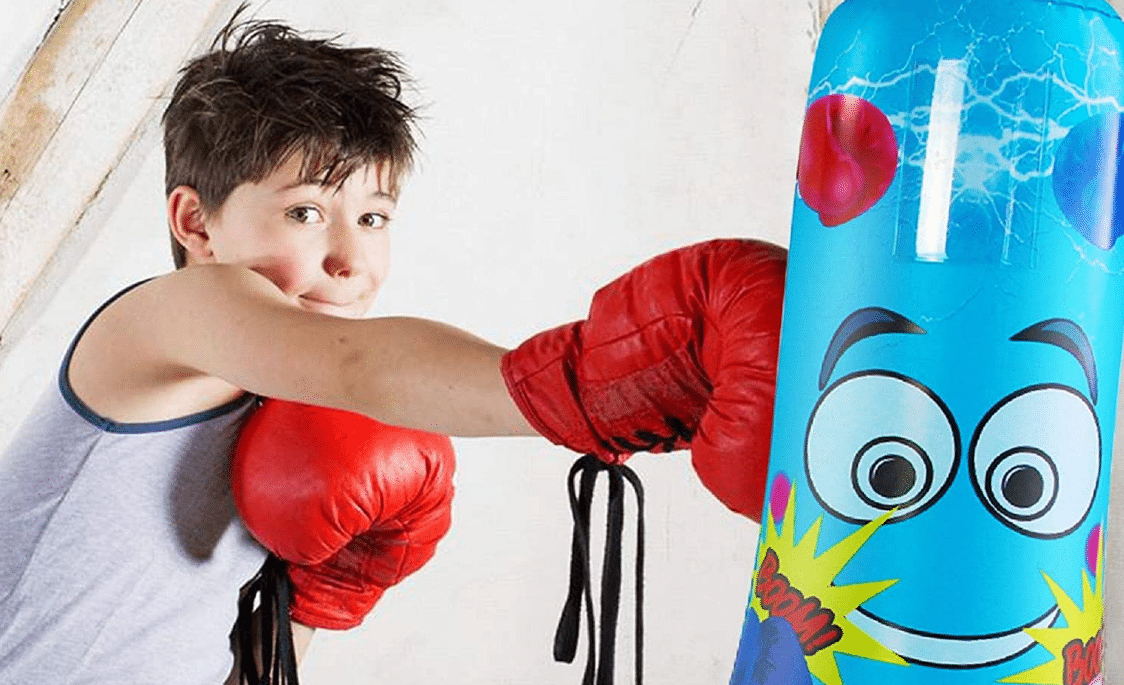 Meilleur punching ball enfant