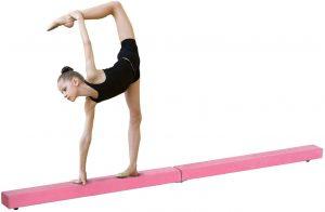 Poutre de Gymnastique Pliable
