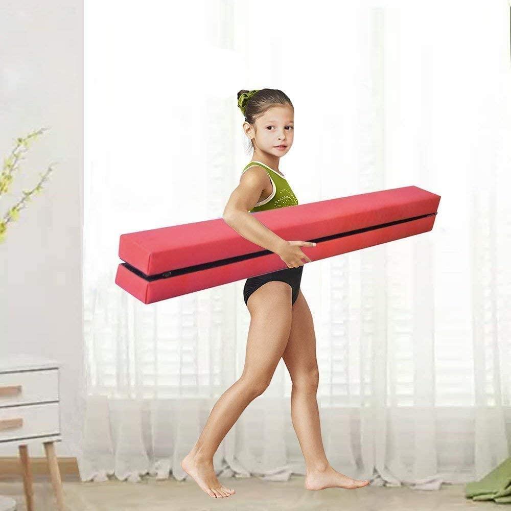 Poutre d'équilibre de Gymnastique Pliante