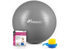 Test et avis sur la Swiss Ball bureau Tresko