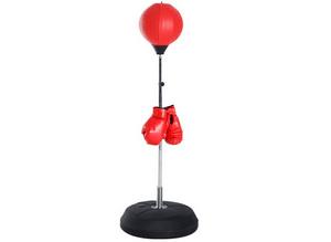 Test et avis sur le punching ball enfant sur pied Homcom
