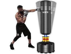Test et avis sur le punching ball sur pied Dripex