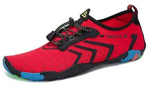 Test et avis sur les chaussures piscine Saguaro