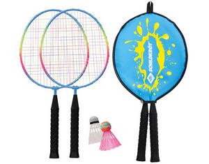 Test et avis sur la raquette de badminton enfants Schildkröt Funsports